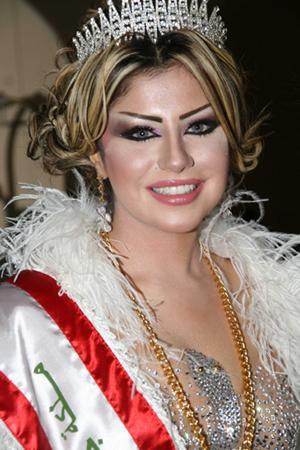 ملكة جمال الكويت تدرون من هي ...........؟  Halima
