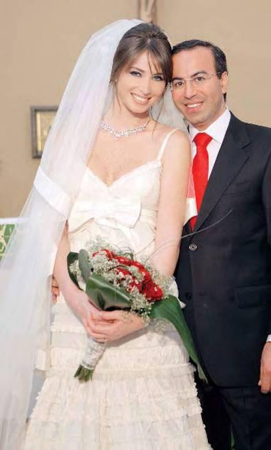 زفاف أنابيلا هلال مقدمة برنامج ايدل حفلة زواج