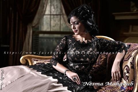 315023 358824367529727 552362926 n النجمة المصرية نسمة محجوب تحقق حلمها .. وتتألق بفستانها الأبيض
