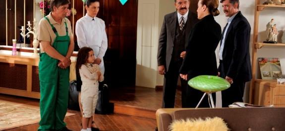 MBC DRAMA- Turkish Drama- Zamanki 3 (01)